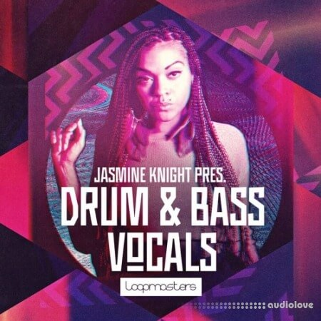 Loopmasters Jasmine Knight Drum and Bass Vocals