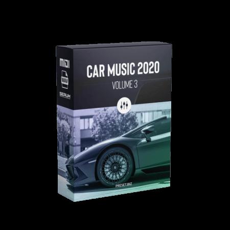 Preset Biz Car Music 2020 Vol.3 Slap House and Brazilian Bass WAV MiDi Synth Presets