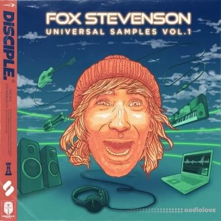 Disciple Samples Fox Stevenson Universal Samples Vol.1