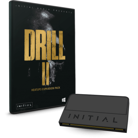 Initial Audio Drill 2 Heat Up 3 Expansion WiN MacOSX