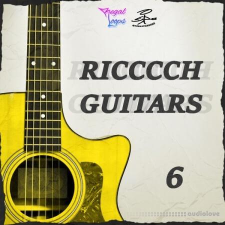 Regal Loops Ricccch Guitars 6 WAV