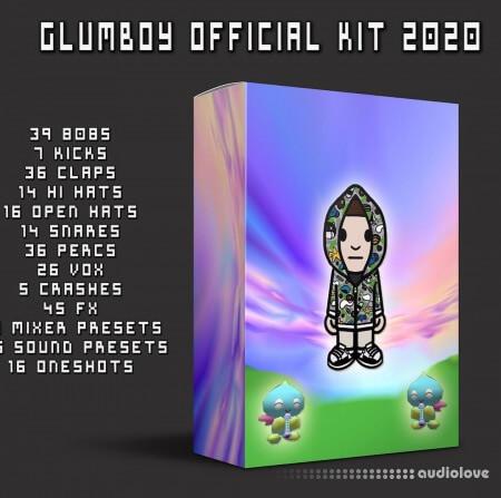Glumboy Official Drumkit WAV MiDi Synth Presets DAW Templates