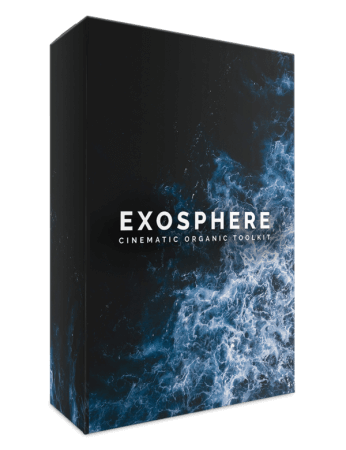 BYTHESUN Samples EXOSPHERE Cinematic Organic Toolkit