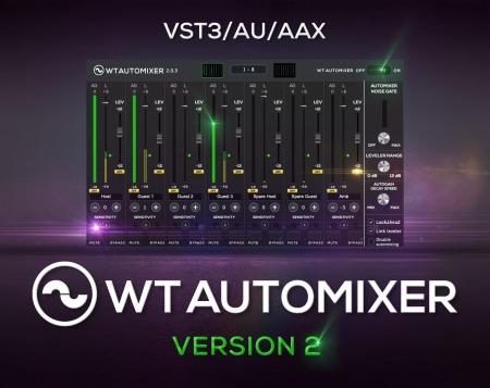 Wavemark WT Automixer