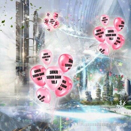 Shinju Serum Bank Vol.4