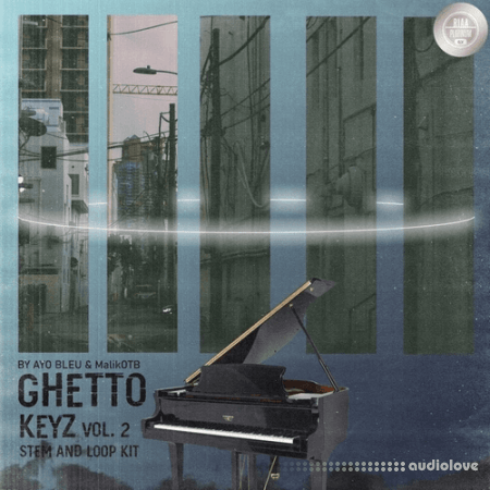 Ayo Bleu Ghetto Keyz Vol.2