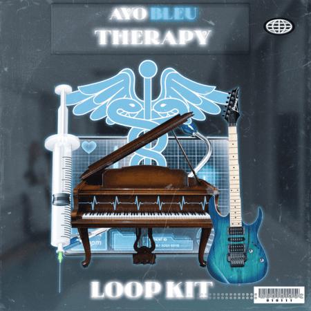 Ayo Bleu Therapy Sample Kit