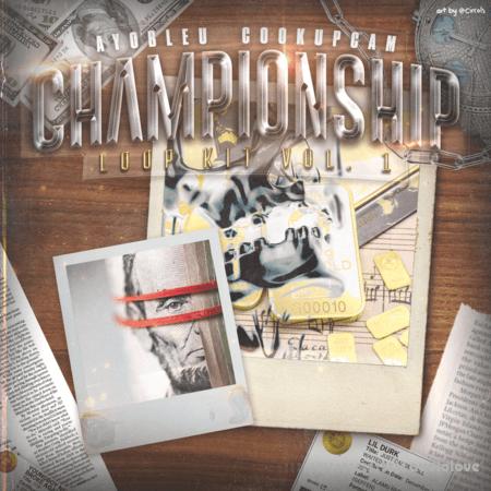 Ayo Bleu x CookupCam Championship Loop Kit Vol.1