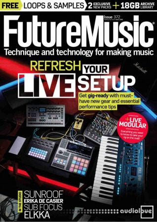 Future Music Issue 372 2021