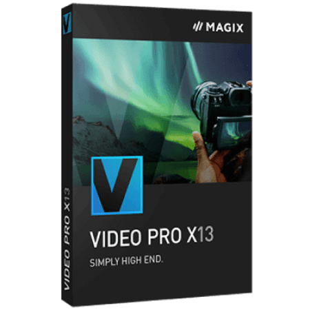 MAGIX Video Pro X13