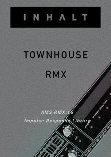 INHALT Townhouse RMX // AMS RMX 16 IR Library