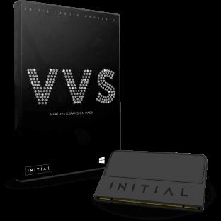 Initial Audio VVS Heatup3 Expansion