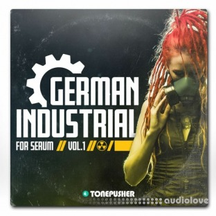 Tonepusher German Industrial Vol.1