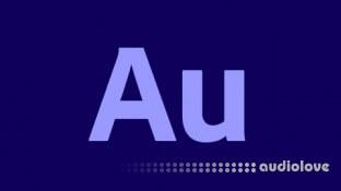 Udemy Adobe Audition 2021 Ultimate Course