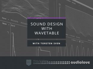 Warp Academy Sound Design with Wavetable