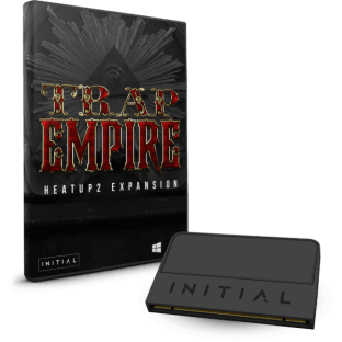Initial Audio Trap Empire Heatup3 Expansion