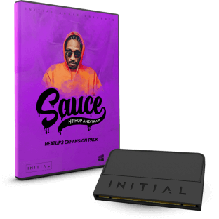 Initial Audio Sauce Heatup3 Expansion