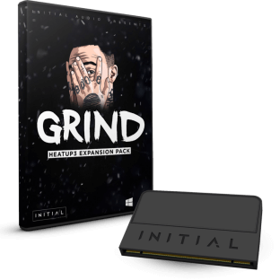 Initial Audio Grind Heatup3 Expansion