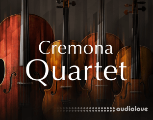 Native Instruments Cremona Quartet