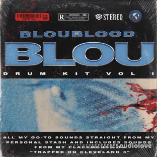 Bloublood Drum KIt V1