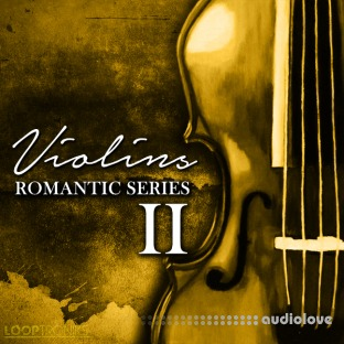 Looptroniks Violins Romantic Series 2