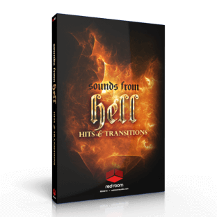 Red Room Audio Sounds From Hell Hits and Transitions