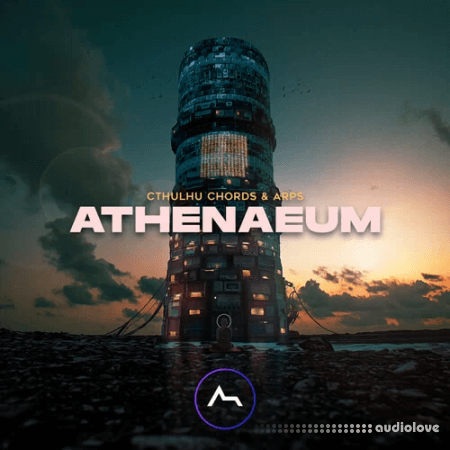 ADSR Sounds Athenaeum Melodic Chords and Arps for Cthulhu