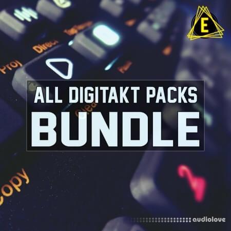 Electronisounds All Digitakt Packs Bundle