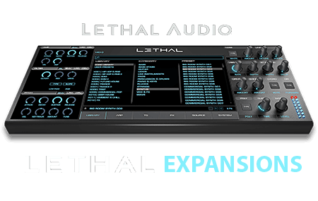 Lethal Audio Lethal Expansions 01-24