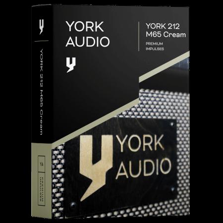York Audio YORK 212 M65 Cream