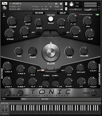 Global Audio Tools Tonic