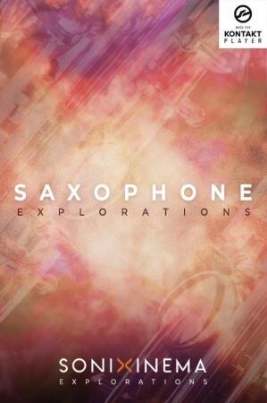 Sonixinema Saxophone Explorations