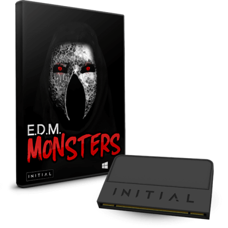 Initial Audio EDM Monsters Heatup3 Expansion WiN MacOSX