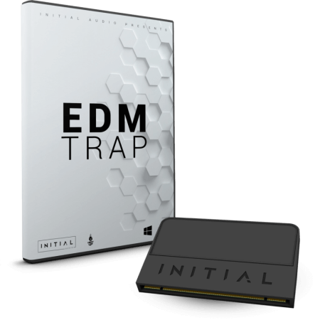 Initial Audio EDM Trap Heatup3 Expansion WiN MacOSX