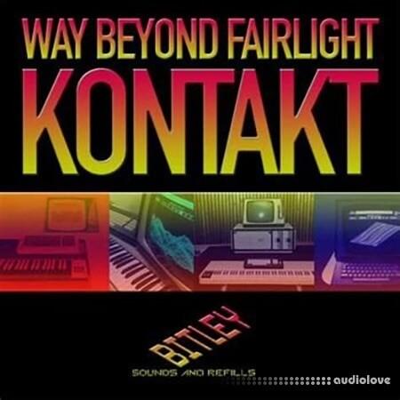 Bitley Sounds Way Beyond Fairlight