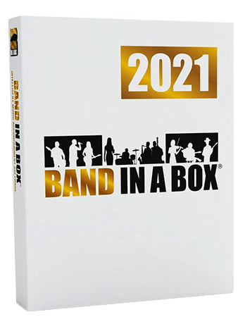 PG Music Band-in-a-Box 2021 Build 375 with Realband and Realtracks 353-375