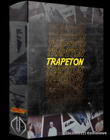 Midilatino Trapeton Loops Drum Pack