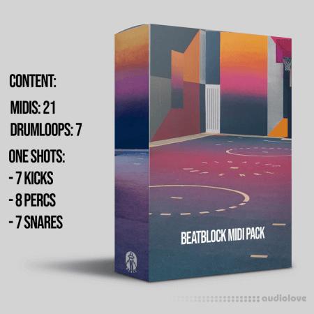 KLAYBEATZ BeatBlock MIDI PACK Vol.1