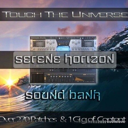 Touch The Universe Serene Horizon for Diversion