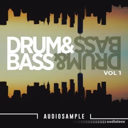 Audiosample Drum and Bass Volume 1 WAV