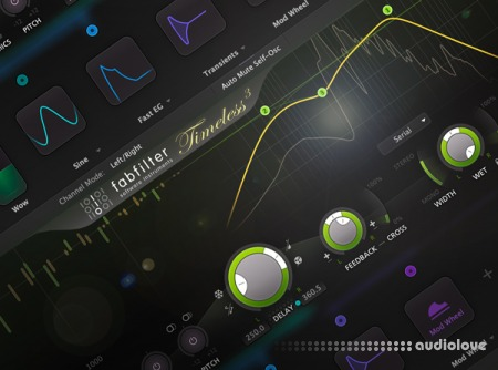 Groove3 FabFilter Timeless 3 Explained