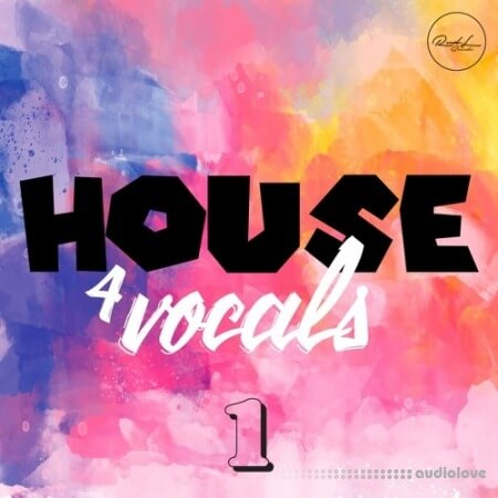 Roundel Sounds House 4 Vocals Vol.1