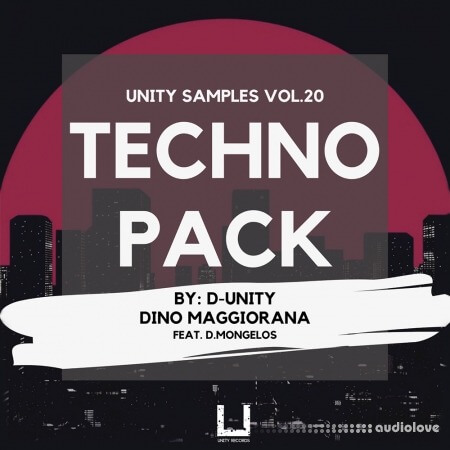 Unity Records Unity Samples Vol.20 by D-Unity, Dino Maggiorana