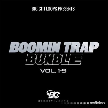 Big Citi Loops Boomin Trap Bundle Vol.1-9