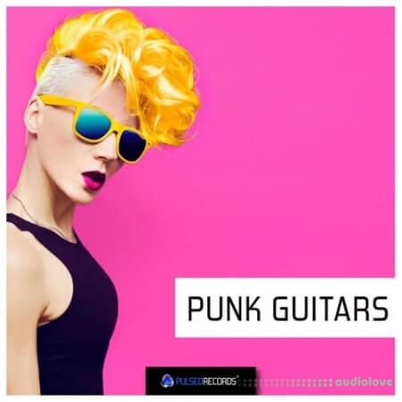 Pulsed Records Punk Guitars