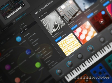 Groove3 Arturia Analog Lab V Explained