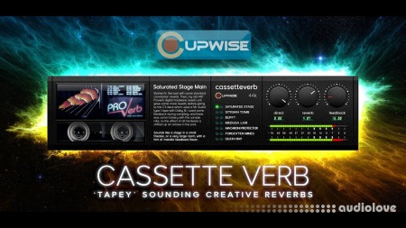 Cupwise CassetteVerb Nebula 4 Library