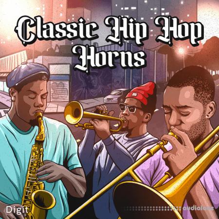 Digit Music Classic Hip Hop Horns