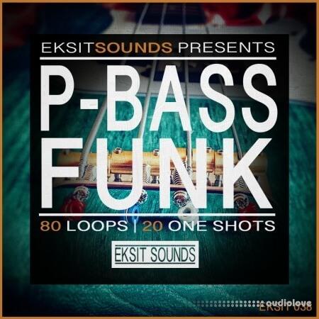 Eksit Sounds P-Bass Funk