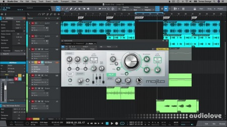 SkillShare How to Mix Music a Comprehensive Step by Step guide with Studio One